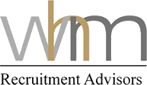 WHM Recruitment Advisors Logo